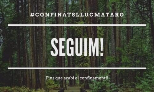 #CONFINATSLLUCMATARO