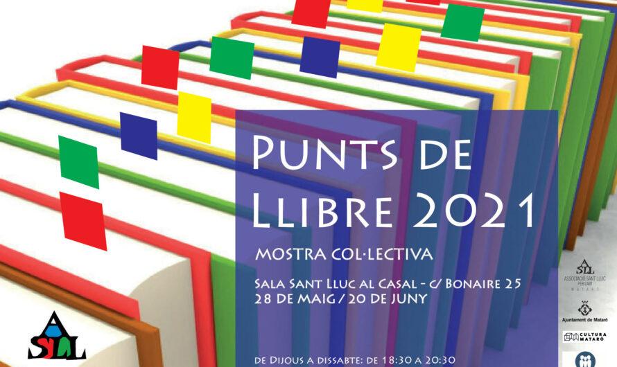 PUNTS DE LLIBRE 2021