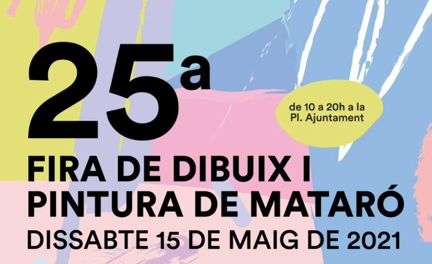 25ª FIRA DE DIBUIX I PINTURA DE MATARÓ